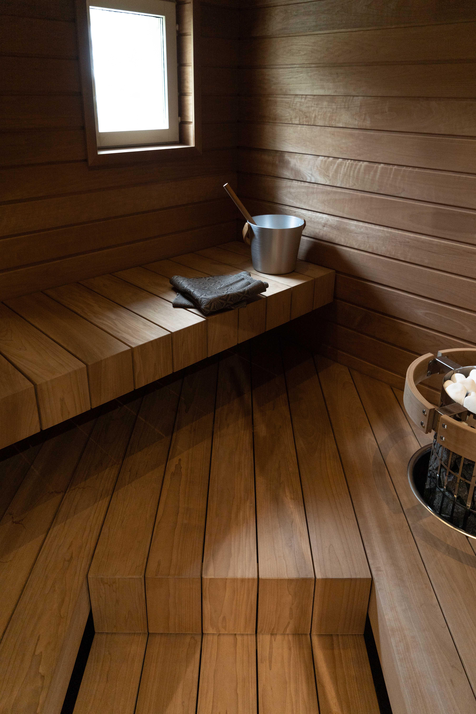Sauna lämpöhaavasta